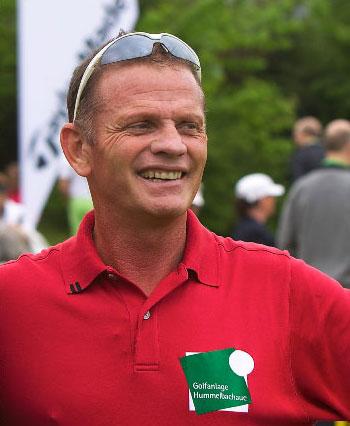 Trick golf show with Steve Walker